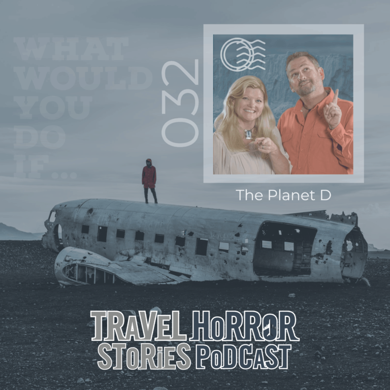 032: Surviving A Broken Back In The Amazon (with Dave Bouskill & Debra Corbeil – The Planet D)