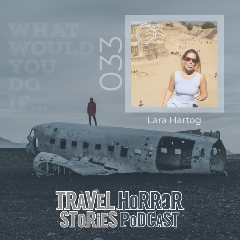 Surviving A Broken Back In Guatemala (with Lara Hartog)   33